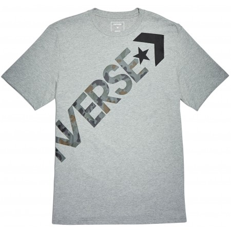 Koszulka męska - Converse CROSS BODY TEE