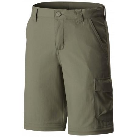 Spodnie z odpinanymi nogawkami chłopięce - Columbia SILVER RIDGE III CONVERTIBLE PANT - 3