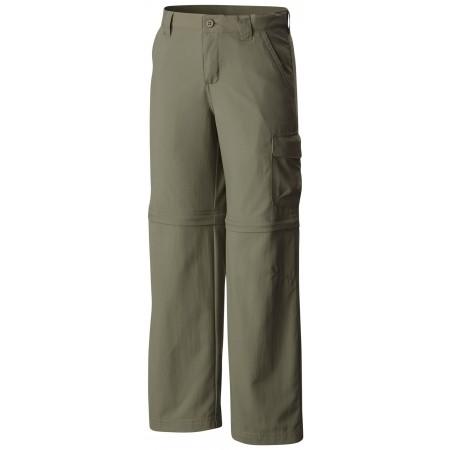 Spodnie z odpinanymi nogawkami chłopięce - Columbia SILVER RIDGE III CONVERTIBLE PANT - 1