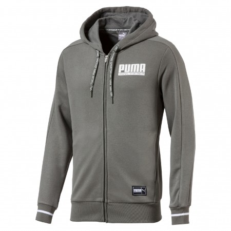 Bluza męska - Puma STYLE ATHLETICS FZ HOODY
