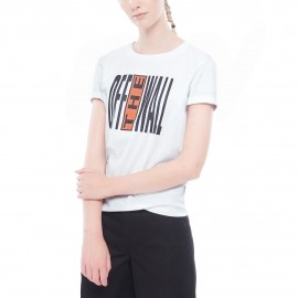 Vans LEGEND STAMP - Koszulka damska