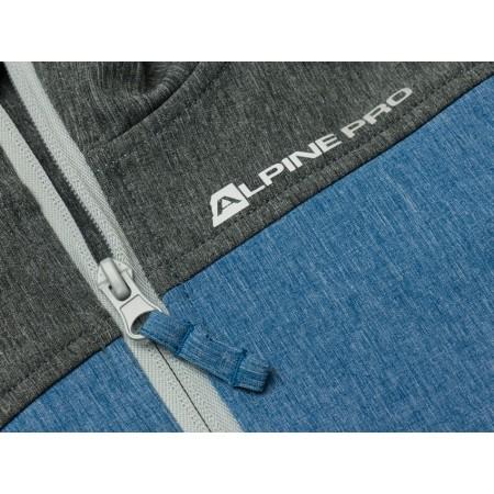 Kurtka softshell dziecięca - Alpine Pro SAMEO - 5