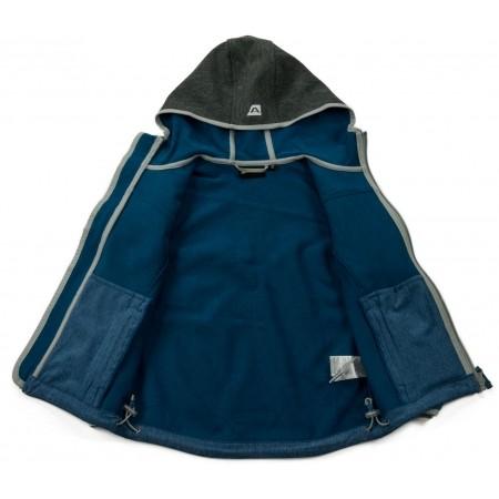 Kurtka softshell dziecięca - Alpine Pro SAMEO - 3