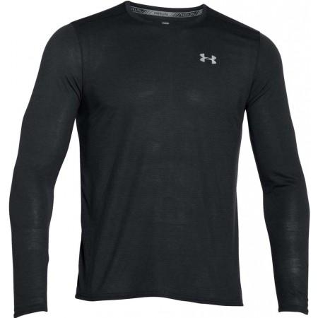 Koszulka termoaktywna męska - Under Armour THREADBORNE STREAKER LS - 1