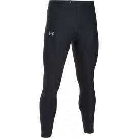 Under Armour RUN TRUE HEATGEAR TIGHT - Kompresyjne legginsy do biegania męskie