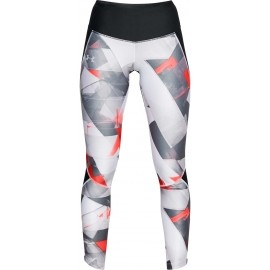 Under Armour ARMOUR FLY FAST PRNTD TIGHT - Legginsy kompresyjne damskie