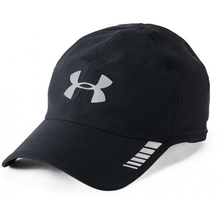Czapka z daszkiem do biegania męska - Under Armour MEN'S LAUNCH AV CAP - 1