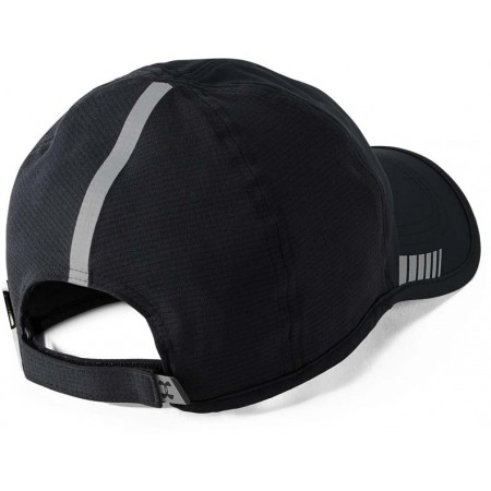 Czapka z daszkiem do biegania męska - Under Armour MEN'S LAUNCH AV CAP - 2