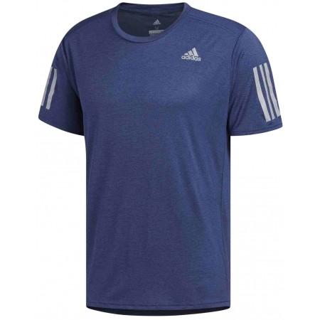 Koszulka do biegania męska - adidas RS COOL SS TEE M - 1