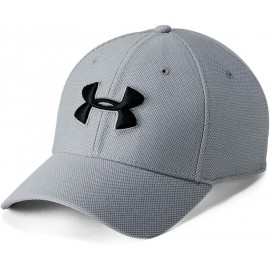 Under Armour MEN'S HEATHERED BLITZING 3.0 - Czapka z daszkiem męska