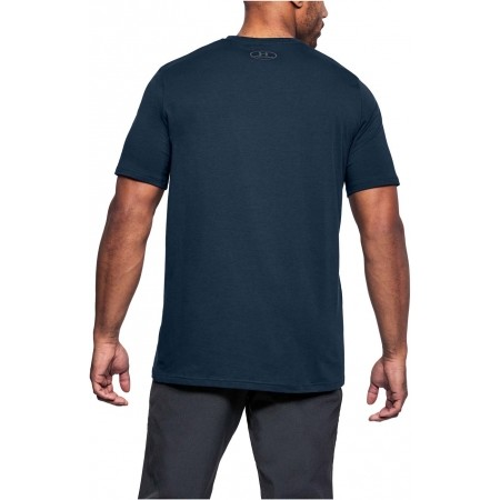Koszulka męska - Under Armour TEAM ISSUE WORDMARK - 5