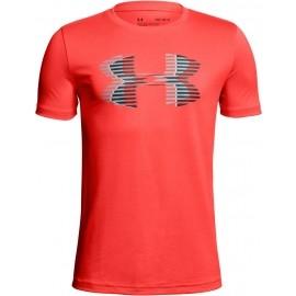 Under Armour TECH BIG LOGO SOLID TEE - Koszulka dziecięca