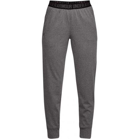 Spodnie dresowe damskie - Under Armour PLAY UP PANT - 1