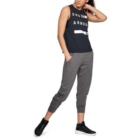 Spodnie dresowe damskie - Under Armour PLAY UP PANT - 3