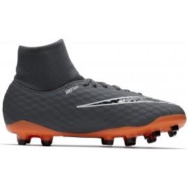 Nike JR HYPERVENOM PHANTOM III ACADEMY DYNAMIC FIT FG - Obuwie piłkarskie dziecięce