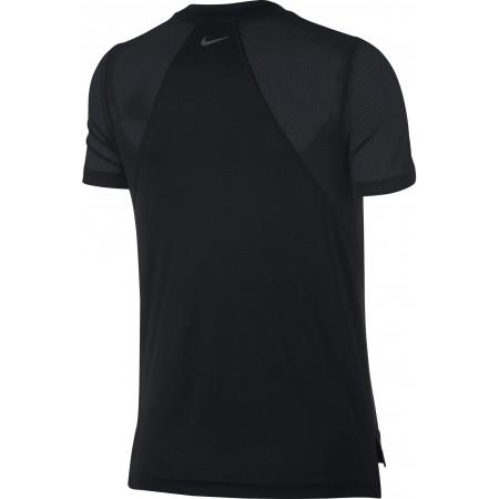 Koszulka damska - Nike MILER TOP SS W - 2