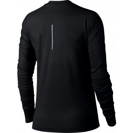Koszulka z długim rękawem damska - Nike DRY ELEMENT TOP LS W - 2