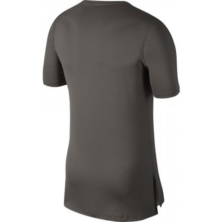 Koszulka treningowa męska - Nike TOP SS FTTD UTILITY - 2