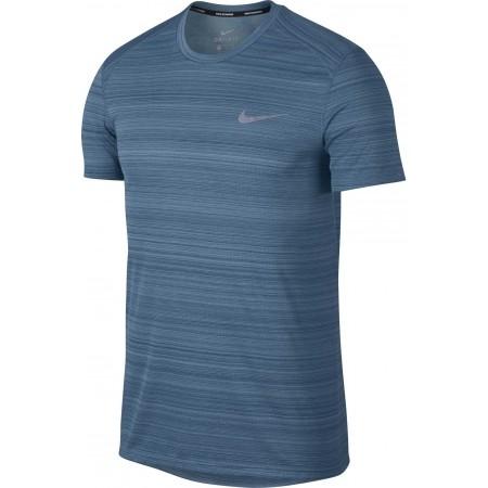 Koszulka do biegania męska - Nike DRY MILER TOP SS NV - 1