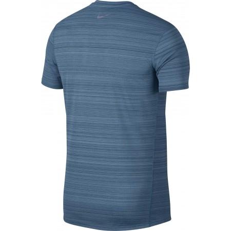Koszulka do biegania męska - Nike DRY MILER TOP SS NV - 2