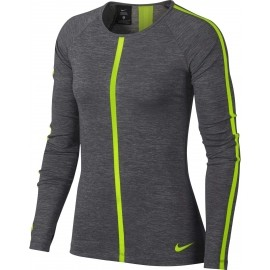 Nike HPRCL TOP LS HEATHER W