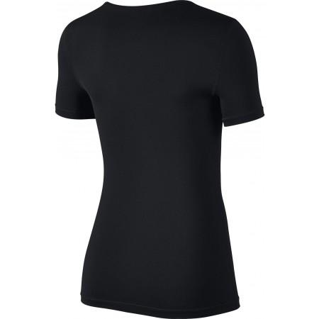 Koszulka damska - Nike TOP SS ALL OVER MESH W - 2