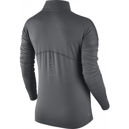 Koszulka do biegania damska - Nike DRY ELMNT TOP HZ W - 2