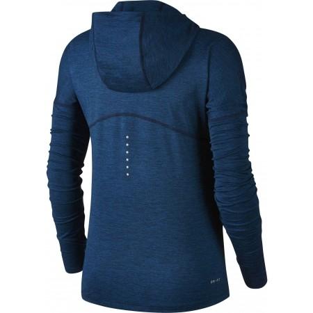 Bluza do biegania damska - Nike DRY ELMNT HOODIE W - 2