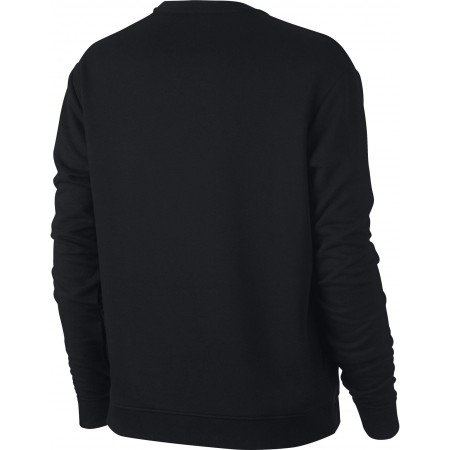 Koszulka sportowa damska - Nike DRY TOP LS CREWNECK W - 2