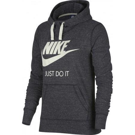 Bluza damska - Nike GYM VNTG HOODIE HBR W - 1