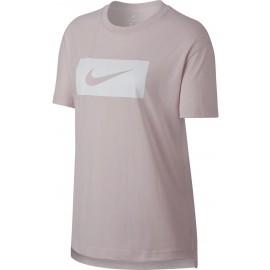 Nike TEE DROP TAIL SWSH PK W - Koszulka damska