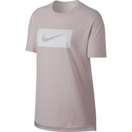 Koszulka damska - Nike TEE DROP TAIL SWSH PK W - 1