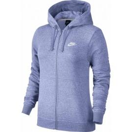 Nike HOODIE FZ FLC W - Bluza z kapturem damska