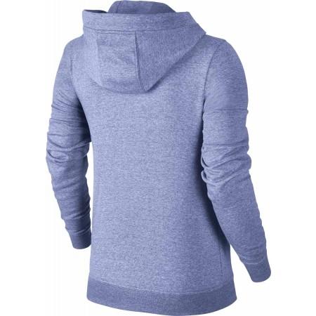 Bluza z kapturem damska - Nike HOODIE FZ FLC W - 2