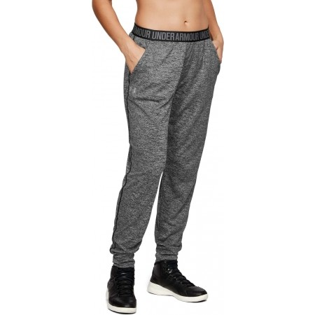 Spodnie dresowe damskie - Under Armour PLAY UP PANT - 4