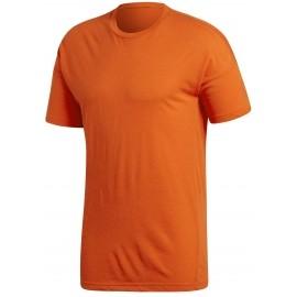 adidas ZNE TEE 2 WEŁNA - Koszulka sportowa męska