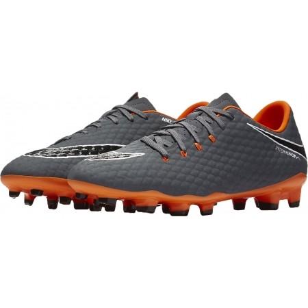 Obuwie piłkarskie męskie - Nike HYPERVENOM PHANTOM III ACADEMY FG - 3