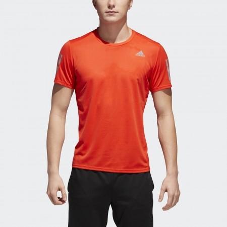 Koszulka do biegania męska - adidas RS SS TEE M - 5