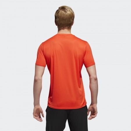 Koszulka do biegania męska - adidas RS SS TEE M - 3