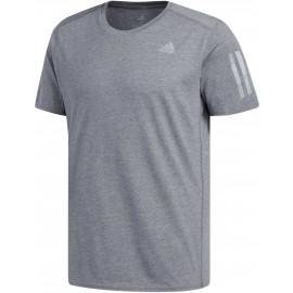 adidas RS SOFT TEE M - Koszulka do biegania męska
