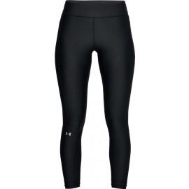Under Armour HG ARMOUR ANKLE CROP - Kompresyjne legginsy do biegania damskie