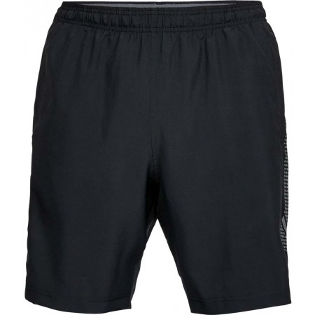 Spodenki męskie - Under Armour WOVEN GRAPHIC SHORT - 1