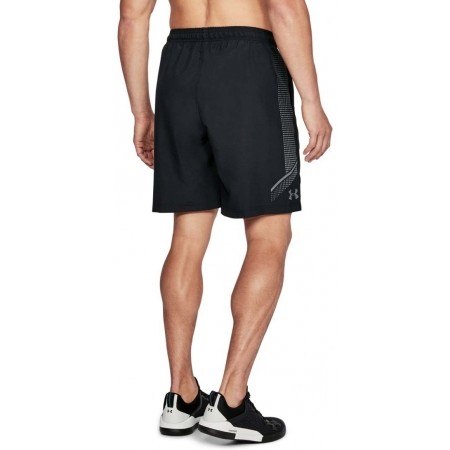 Spodenki męskie - Under Armour WOVEN GRAPHIC SHORT - 5