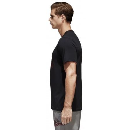Koszulka męska - adidas COMMERCIAL GENERALIST TEE PES - 6