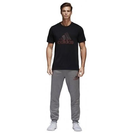 Koszulka męska - adidas COMMERCIAL GENERALIST TEE PES - 3