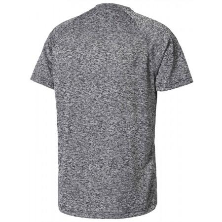 Koszulka męska - adidas DESIGN TO MOVE TEE HEATHER - 2