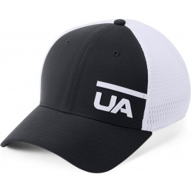 Under Armour MEN'S TRAIN SPACER MESH CAP - Czapka z daszkiem męska