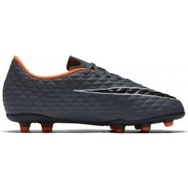Nike JR PHANTOM 3 CLUB FG - Obuwie piłkarskie dziecięce