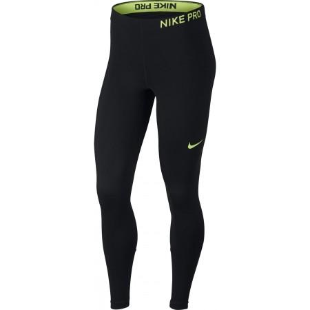 Legginsy treningowe damskie - Nike W PRO - 1