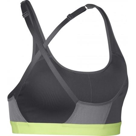 Biustonosz sportowy damski - Nike CLASSIC STRAPPY BRA - 2